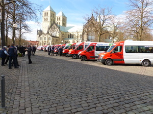 Flyer Bürgerbus Emsdetten